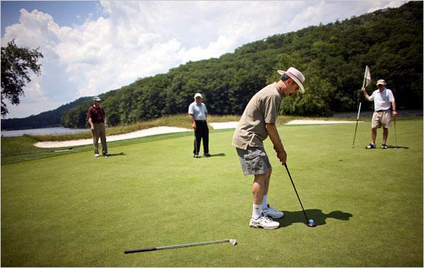 list of golf course management companies
